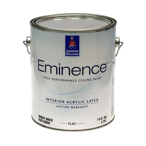 Sherwin Williams Eminence Ceiling Paint Review Dengarden