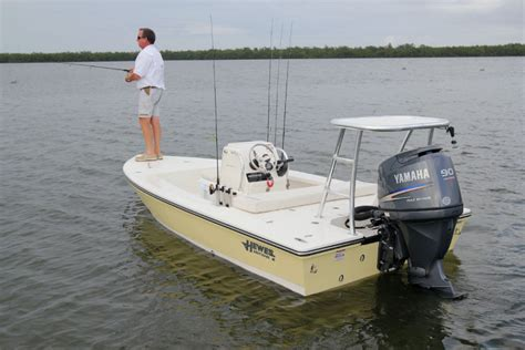 Hewes Boat Values by Research 2013 Hewes Boats Redfisher 16 On Iboats