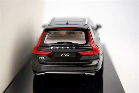 Gambar Mobil Gambar Mobilvolvo S90 by Volvo V90 2016 Diecast Scale Model Back Autonetmagz