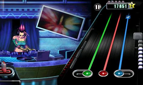 games dj hero android game mobile music paid