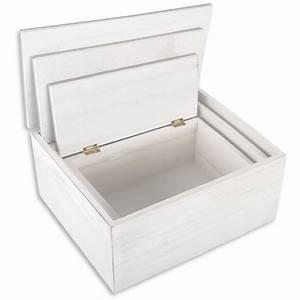 Spielzeugkiste Holz Mit Deckel : holzkiste 3er set shabby chic kasten truhe deckel vintage box deko retro ebay ~ Whattoseeinmadrid.com Haus und Dekorationen