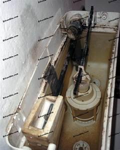 Fuite Chasse D Eau : mecanisme chasse d 39 eau fuite ~ Dailycaller-alerts.com Idées de Décoration