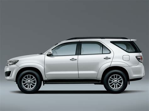 Toyota Fortuner Photo by Toyota Fortuner Photos Informations Articles