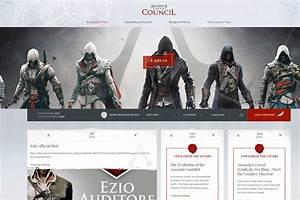Assassin's Creed Council a Fan Portal by Ubisoft - VGU