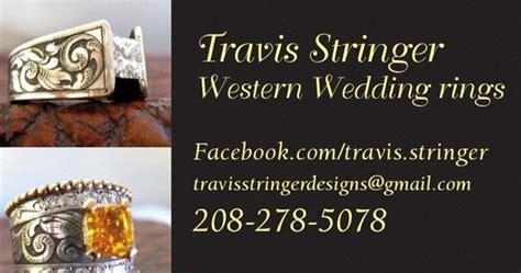 western wedding rings by travis stringer 208 278 5078