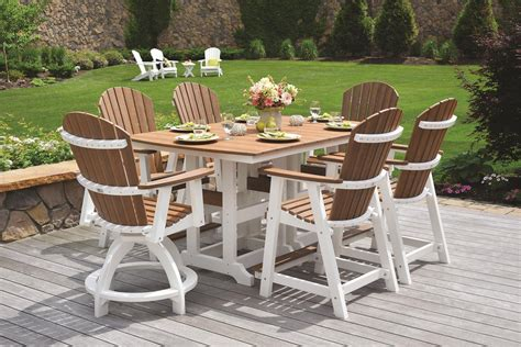 poly resin patio furniture decor poly outdoor furniture from dutchcrafters amish furniture