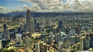 Download Kuala Lumpur From The Air Wallpaper 1920x1080 ...