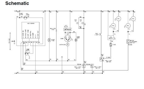 kenmore refrigerator wiring diagram 35 wiring diagram
