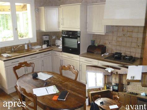 renovation cuisines rustiques renovation cuisines rustiques renover cuisine en chene