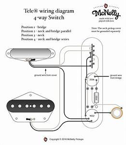 Guitar Pick Up Switch Wiring Diagram