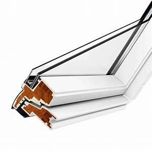 Velux Ggu Ck02 : velux ggu ck02 003430 white centre pivot solar integra window 55x78cm roofing superstore ~ Orissabook.com Haus und Dekorationen