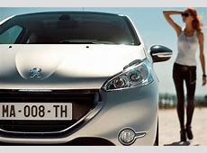 Leaked! First Official Photos of New Peugeot 208 Supermini
