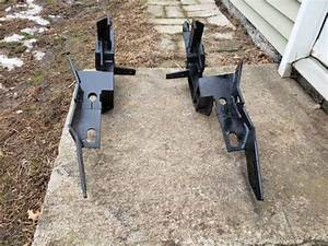 Fisher Plow Push Plates Ford For Sale