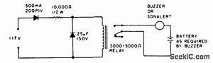 Power Failure Alarm 1 - Alarm Control