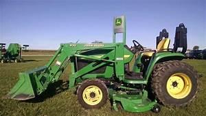 John Deere 4410 Compact Utility Tractors For Sale
