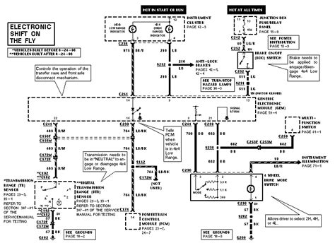 2002 F150 Dash Wiring Schematic by Why Do The Relays Or Solenoids No Longer Click When Moving