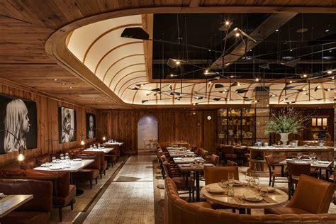 22 Inspirational Restaurant Interior Designs : Best Restaurant Concepts Design Inspiration