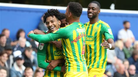 Queens Park Rangers v West Bromwich Albion highlights ...