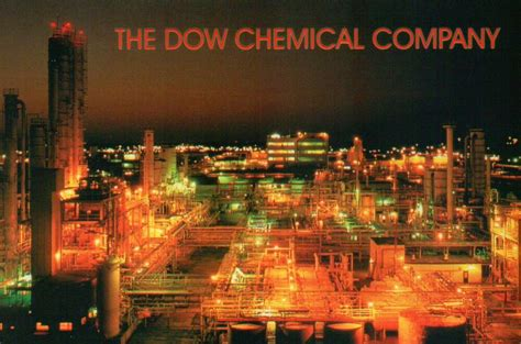 dow chemical company midland michigan chemicals