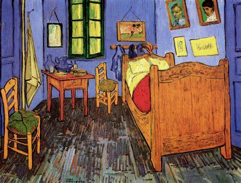 Bedroom Is Arles by Vincent Gogh Vincent S Bedroom In Arles 1889
