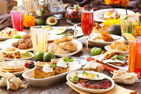 border grill 39 s all you can eat brunch menu brings spice to vegas las vegas blogs