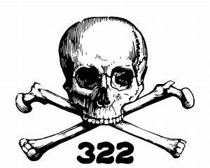 Skull & Bones logia symbol. Skull and Bones is an ...