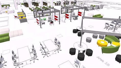 tool to design office space see description youtube
