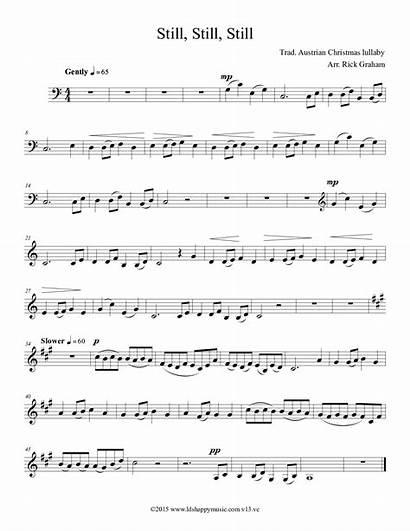Sheet Future Trumpet Song Still Violin Cello