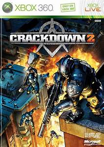 Crackdown 2 Xbox 360 Game