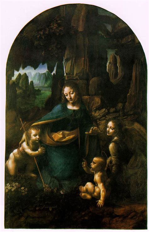 Famous Paintings Of Leonardo Da Vinci  World's Amazing