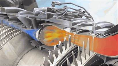 Engine Jet Combustion Chamber 3d Turbine Nozzles