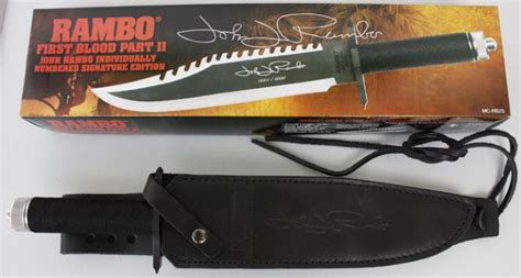 rambo  blood part  knife rambo knife