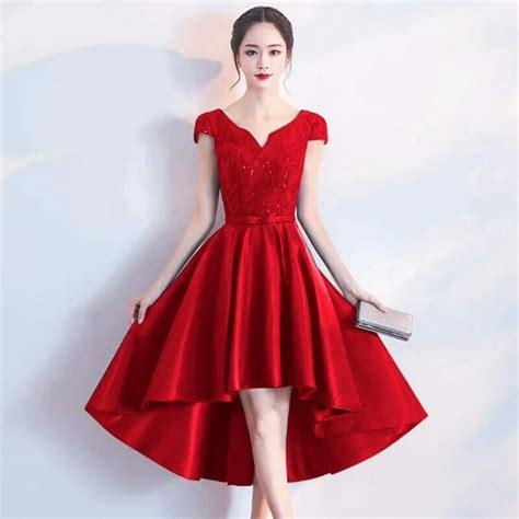model gaun mini dress pesta