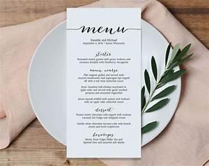 Best 25+ Menu templates ideas on Pinterest Food menu
