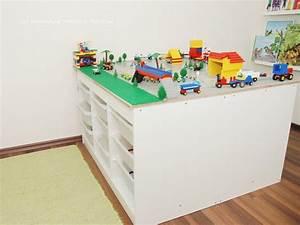 Lego Aufbewahrung Ideen : legotisch ikea hack diy ikea lego spielzimmer spielzimmergestaltung spielzimmer ~ Orissabook.com Haus und Dekorationen