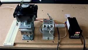 Extruder Temperature Control - Prototype
