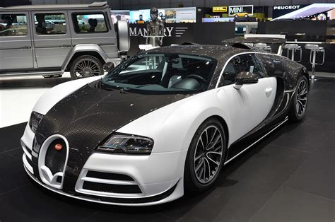 Limited Edition Bugatti Veyron Mansory Vivere
