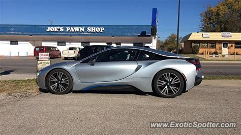 Bmw I8 Spotted In Oklahoma City, Oklahoma On 11/18/2016