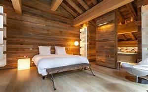 Decoration interieur chalet montagne 50 idees inspirantes for Deco montagne moderne