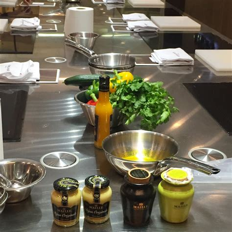 un cour de cuisine concours et si vous participiez à un cour de cuisine à