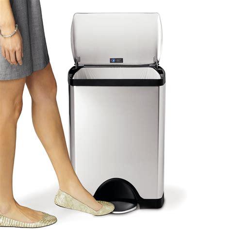 poubelle cuisine 30l avis sur la poubelle à pédale 30l simplehuman en inox
