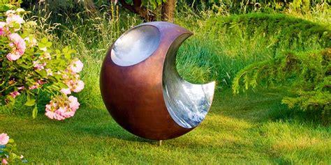 Copper Garden Sculpture