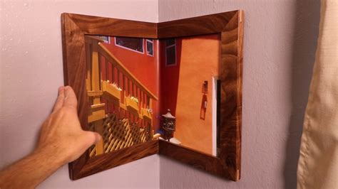 wrap  corner picture frames woodworking  mere