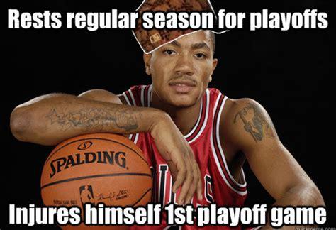 Drose Memes - the best derrick rose injury memes