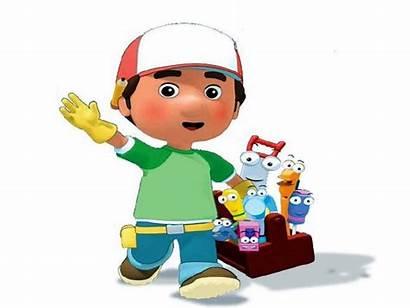 Handy Manny Toys Tools Cartoon Clipart Disney