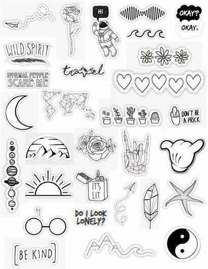 Stickers Aesthetic Macbook