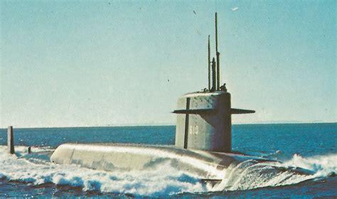 uss thomas  edison  navy ethan allen class nuclear flee