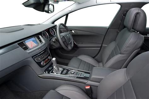peugeot 508 interior new peugeot 508 the range