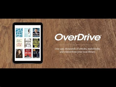 overdrive app android overdrive android app on appbrain
