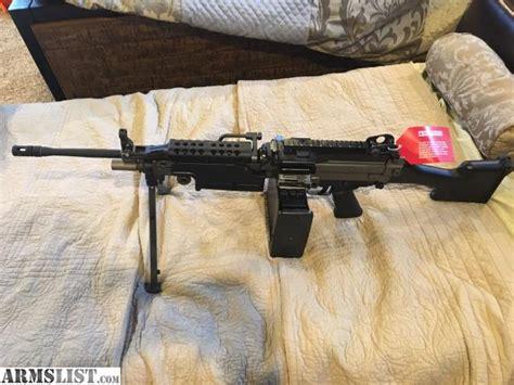 Fnh M249s Belt Fed Rifle